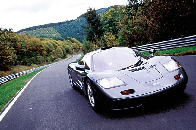 Pod lupou: McLaren F1, legendární král: - fotka 51
