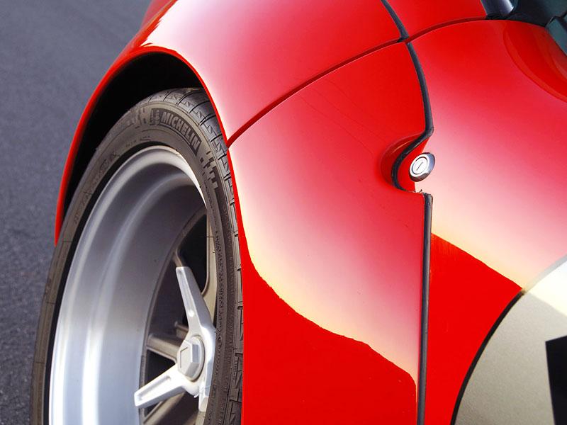Shelby Daytona Coupe Le Mans Edition: replika závodní hvězdy: - fotka 39
