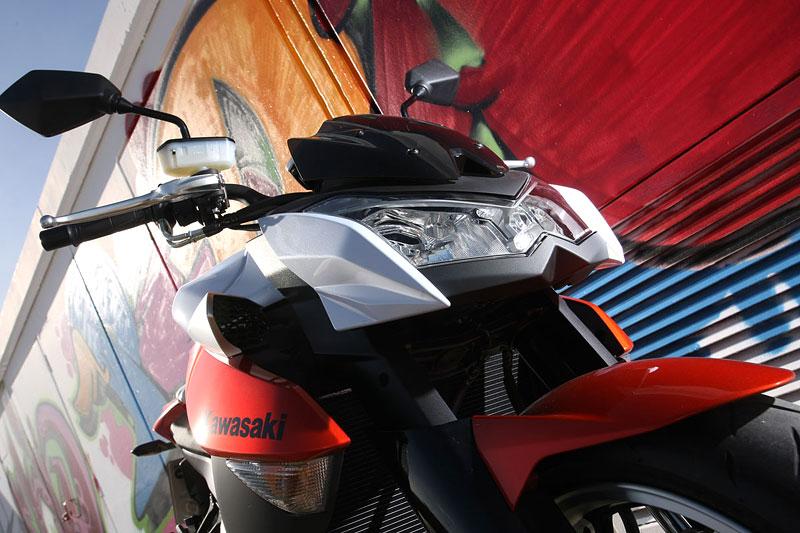 Kawasaki Z1000 - Velký Zed opět na scéně (představení): - fotka 33