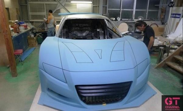 Chystá Honda závodní verzi CR-Z pro SuperGT?: - fotka 4
