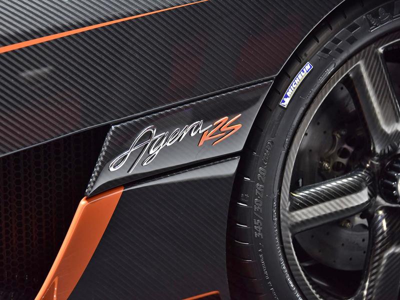 Koenigsegg hlásí: Agera RS je komplet vyprodaná: - fotka 13