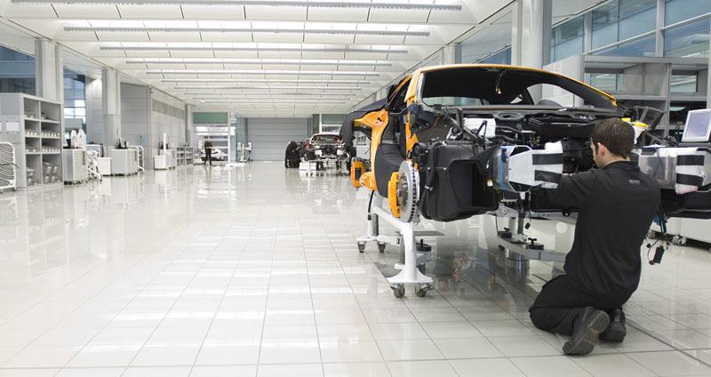 McLaren oznámil prodejní místa v 35 městech. Praha chybí...: - fotka 90