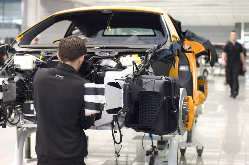 McLaren oznámil prodejní místa v 35 městech. Praha chybí...: - fotka 91