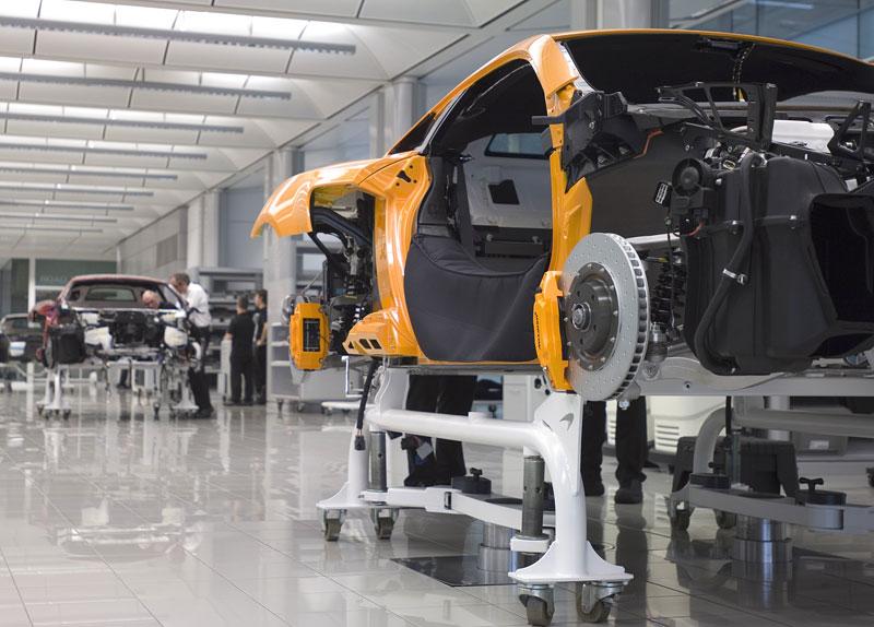 McLaren oznámil prodejní místa v 35 městech. Praha chybí...: - fotka 95