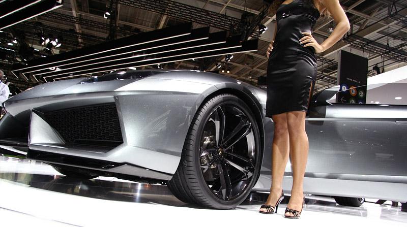 Lamborghini Estoque opět na pořadu dne?: - fotka 59