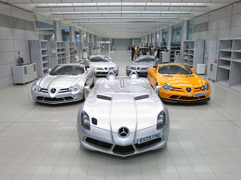McLaren oznámil prodejní místa v 35 městech. Praha chybí...: - fotka 101