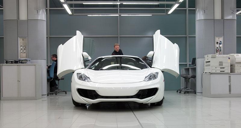 McLaren oznámil prodejní místa v 35 městech. Praha chybí...: - fotka 102