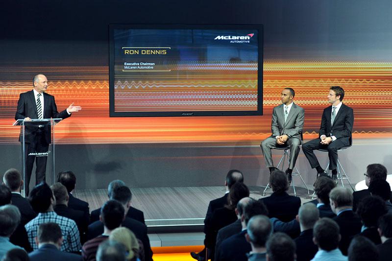 McLaren oznámil prodejní místa v 35 městech. Praha chybí...: - fotka 106