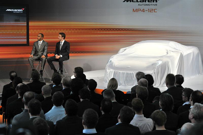 McLaren oznámil prodejní místa v 35 městech. Praha chybí...: - fotka 107