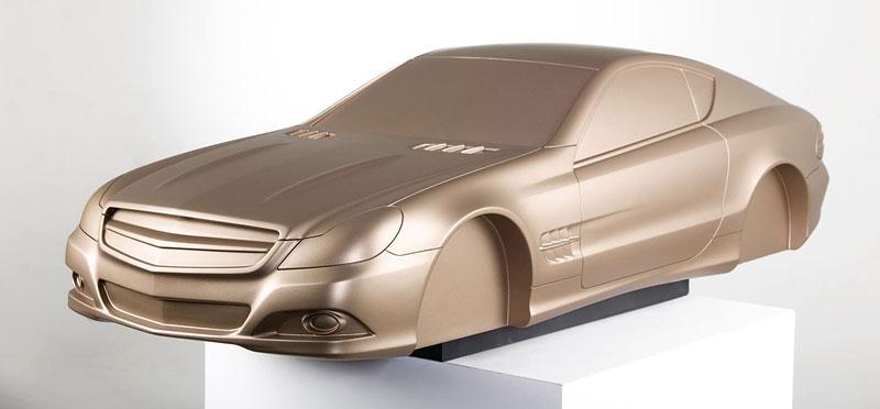 Studiotorino Coupetorino: nová střecha pro Mercedes-Benz SL: - fotka 10