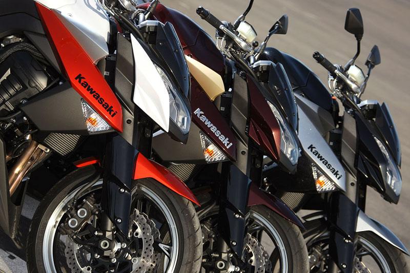 Kawasaki Z1000 - Velký Zed opět na scéně (představení): - fotka 35