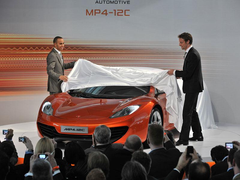 McLaren oznámil prodejní místa v 35 městech. Praha chybí...: - fotka 109