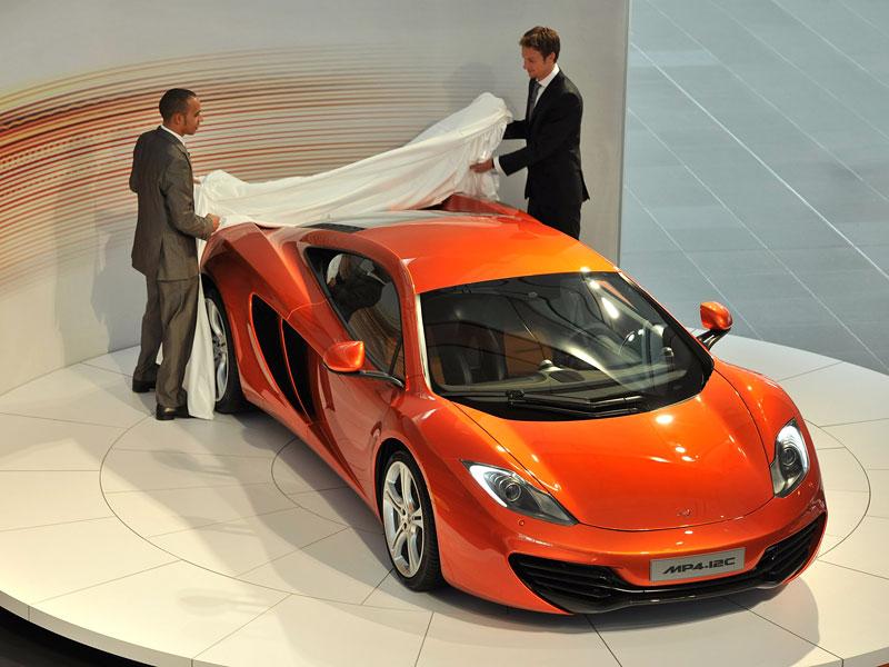 McLaren oznámil prodejní místa v 35 městech. Praha chybí...: - fotka 110