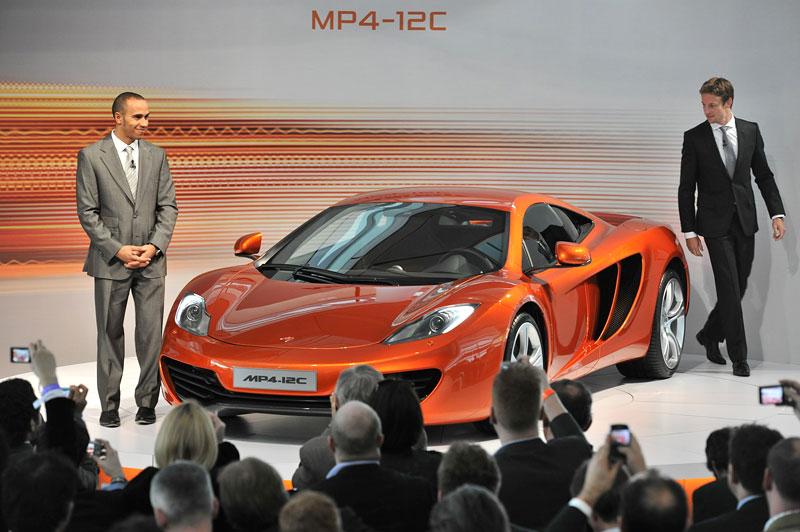 McLaren oznámil prodejní místa v 35 městech. Praha chybí...: - fotka 111