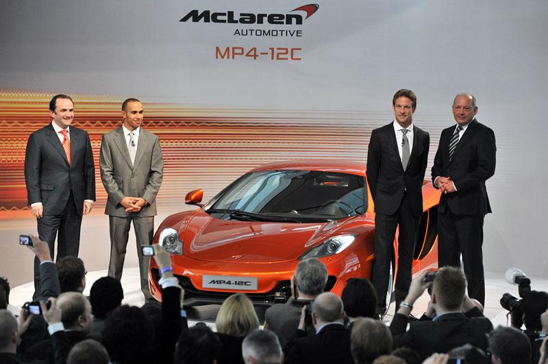 McLaren oznámil prodejní místa v 35 městech. Praha chybí...: - fotka 112