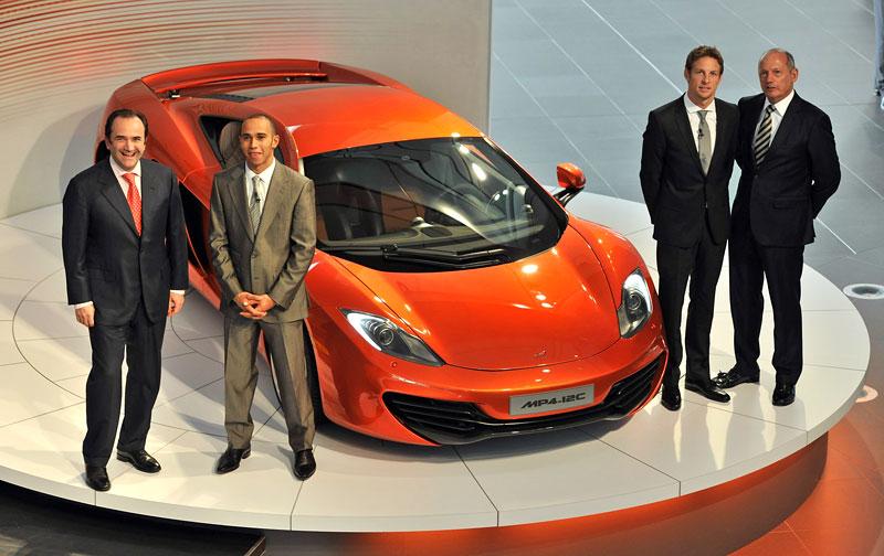 McLaren oznámil prodejní místa v 35 městech. Praha chybí...: - fotka 114