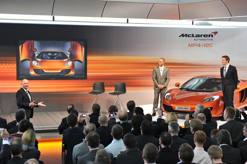 McLaren oznámil prodejní místa v 35 městech. Praha chybí...: - fotka 115