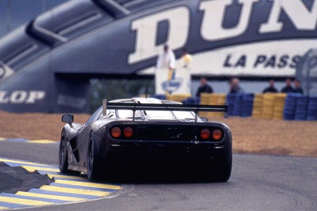 Pod lupou: McLaren F1, legendární král: - fotka 54