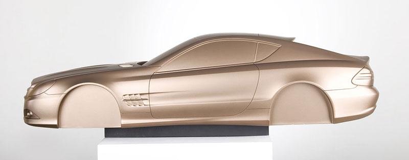 Studiotorino Coupetorino: nová střecha pro Mercedes-Benz SL: - fotka 11