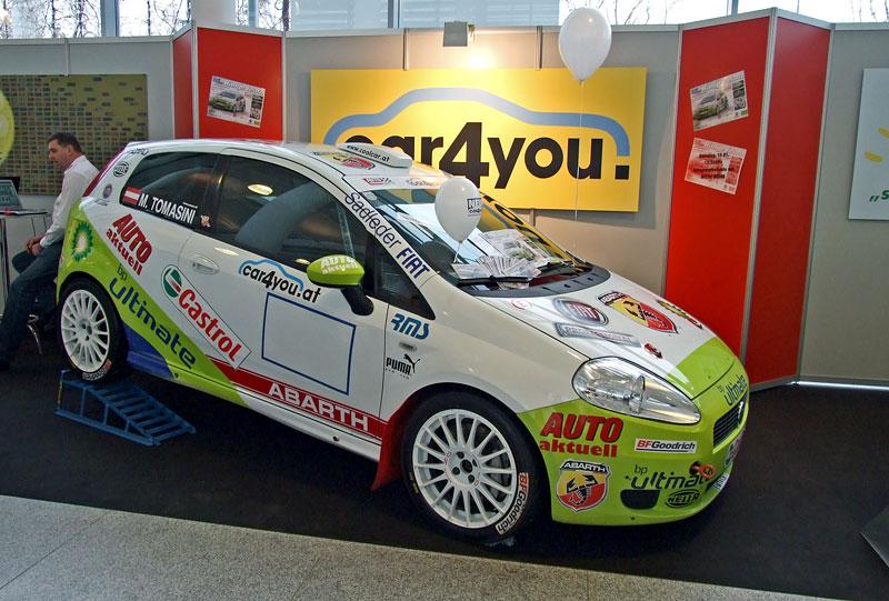 Vienna Autoshow 2010: Fotogalerie sporťáků z vídeňského autosalonu: - fotka 15