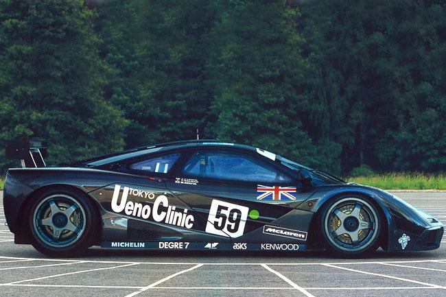 Pod lupou: McLaren F1, legendární král: - fotka 55