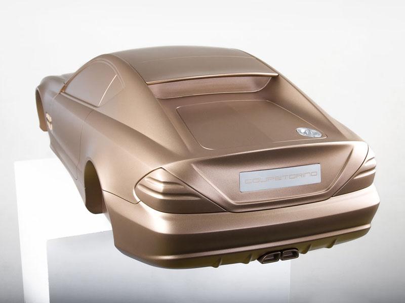Studiotorino Coupetorino: nová střecha pro Mercedes-Benz SL: - fotka 12