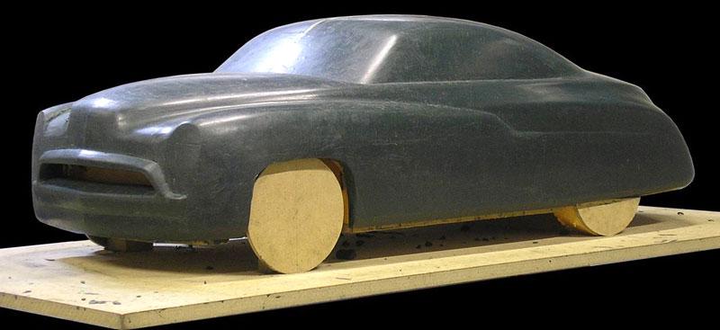 Russian Automotive Design: Mercury z Porsche Cayenne: - fotka 21