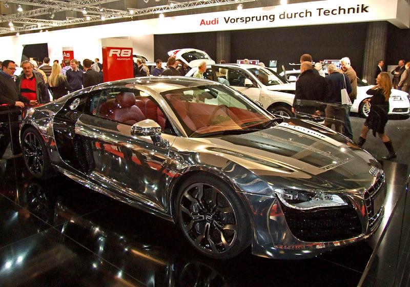 Vienna Autoshow 2010: Fotogalerie sporťáků z vídeňského autosalonu: - fotka 31