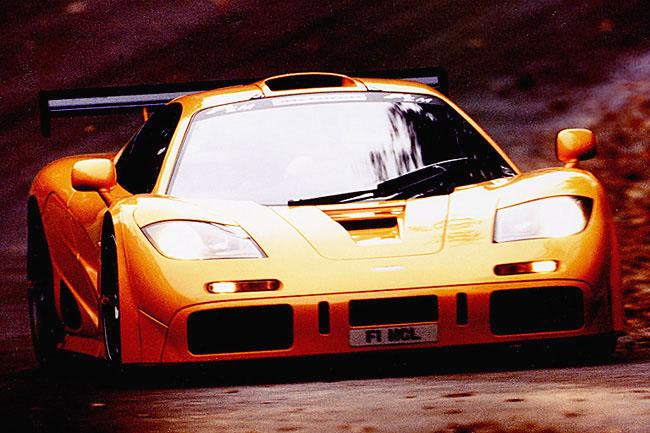Pod lupou: McLaren F1, legendární král: - fotka 56
