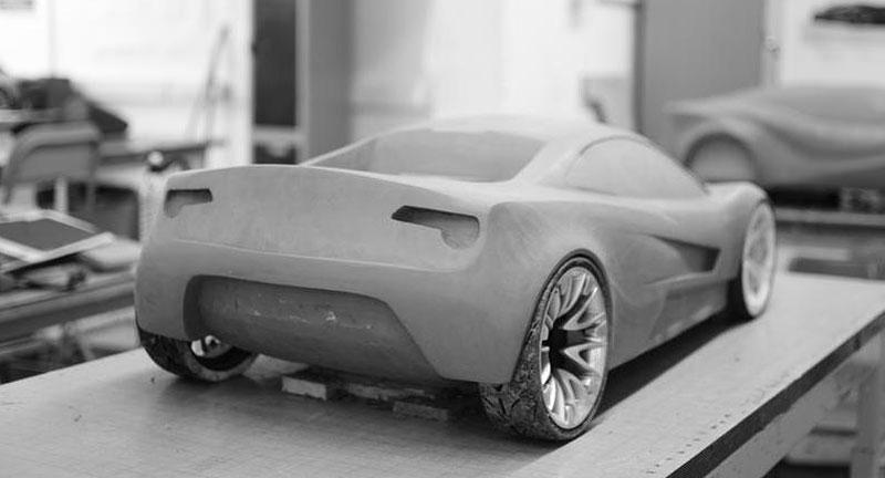 Arash AF8: Britský supersport se 7,0 V8 (410 kW): - fotka 38