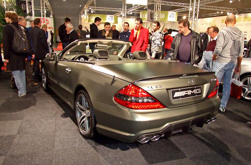 Vienna Autoshow 2010: Fotogalerie sporťáků z vídeňského autosalonu: - fotka 49