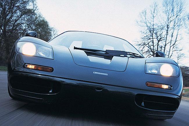 Pod lupou: McLaren F1, legendární král: - fotka 57