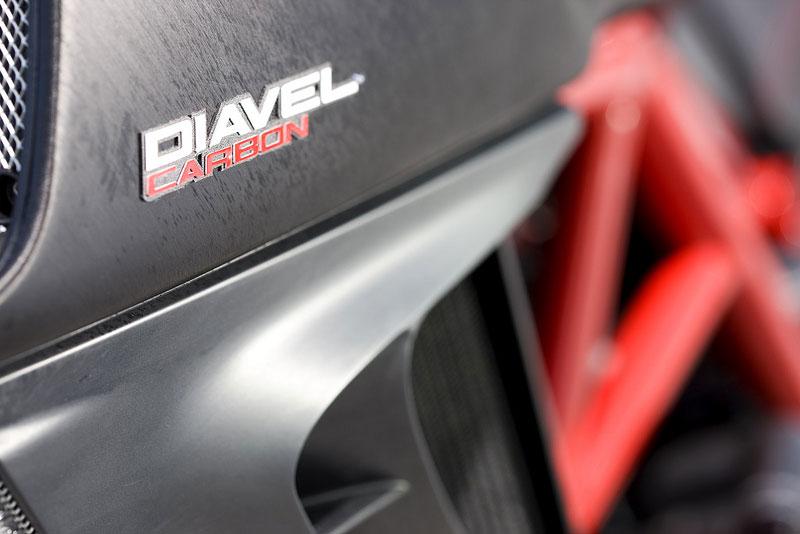 Oficiální představení Ducati Diavel: - fotka 57