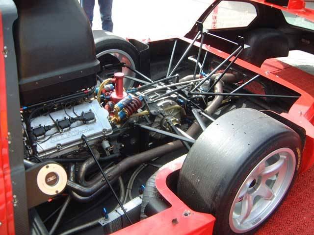 Na prodej je unikátní Alfa Romeo 156 Coloni S1. Jinou takovou nenajdete: - fotka 15