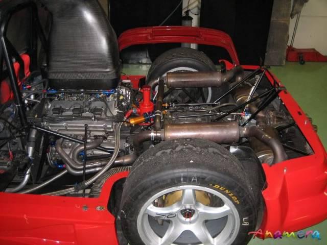 Na prodej je unikátní Alfa Romeo 156 Coloni S1. Jinou takovou nenajdete: - fotka 16