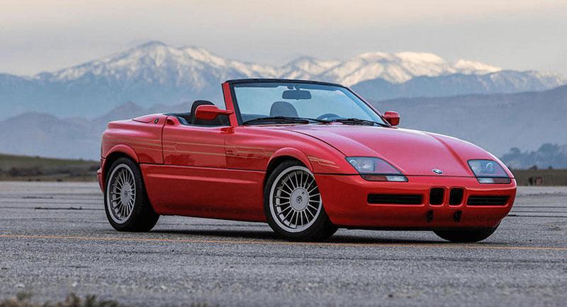 Věděli jste, že Alpina vylepšila i svérázný roadster BMW Z1? Vzniklo jen 66 kusů, jeden můžete mít: - fotka 4