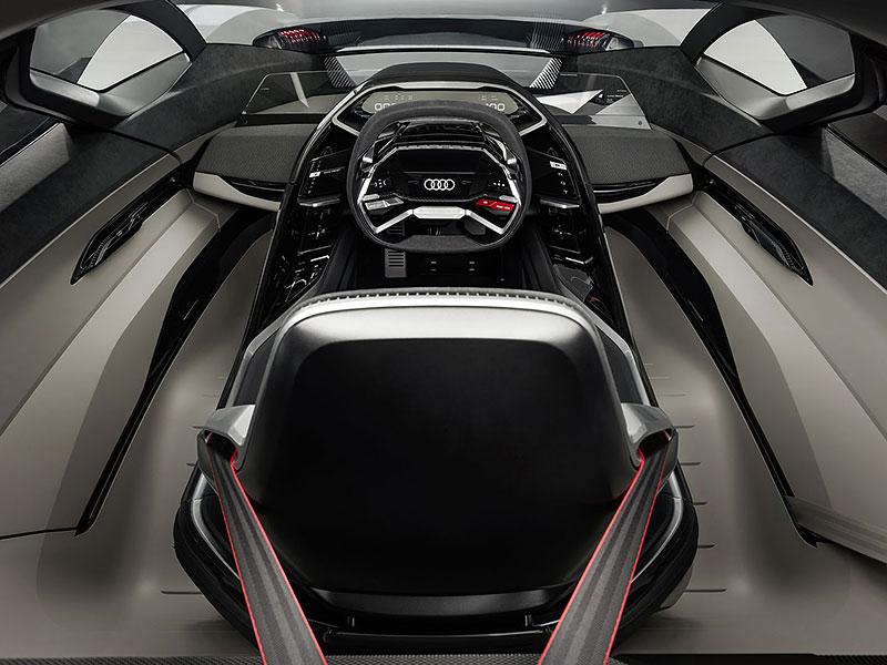 Audi bude vyrábět koncept PB18. Postaví ale jen 50 kusů: - fotka 3