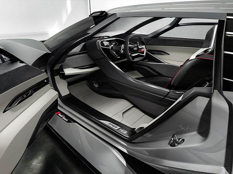 Audi bude vyrábět koncept PB18. Postaví ale jen 50 kusů: - fotka 5