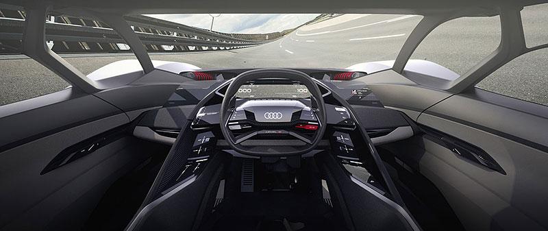 Audi bude vyrábět koncept PB18. Postaví ale jen 50 kusů: - fotka 7