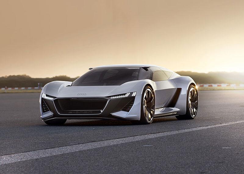 Audi bude vyrábět koncept PB18. Postaví ale jen 50 kusů: - fotka 10
