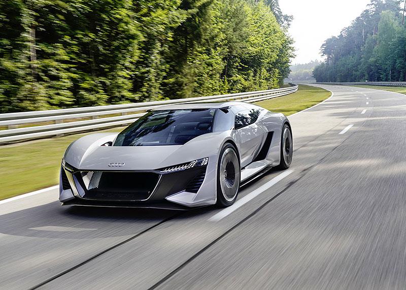 Audi bude vyrábět koncept PB18. Postaví ale jen 50 kusů: - fotka 13