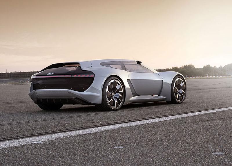 Audi bude vyrábět koncept PB18. Postaví ale jen 50 kusů: - fotka 19