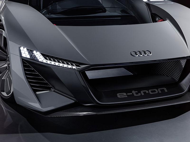 Audi bude vyrábět koncept PB18. Postaví ale jen 50 kusů: - fotka 21