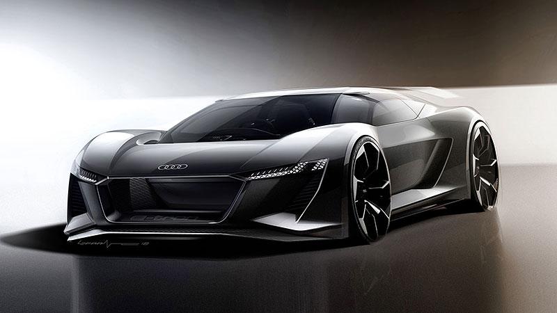Audi bude vyrábět koncept PB18. Postaví ale jen 50 kusů: - fotka 26