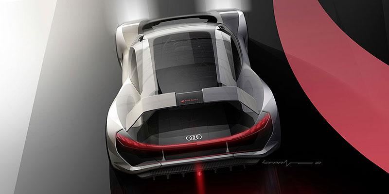 Audi bude vyrábět koncept PB18. Postaví ale jen 50 kusů: - fotka 27
