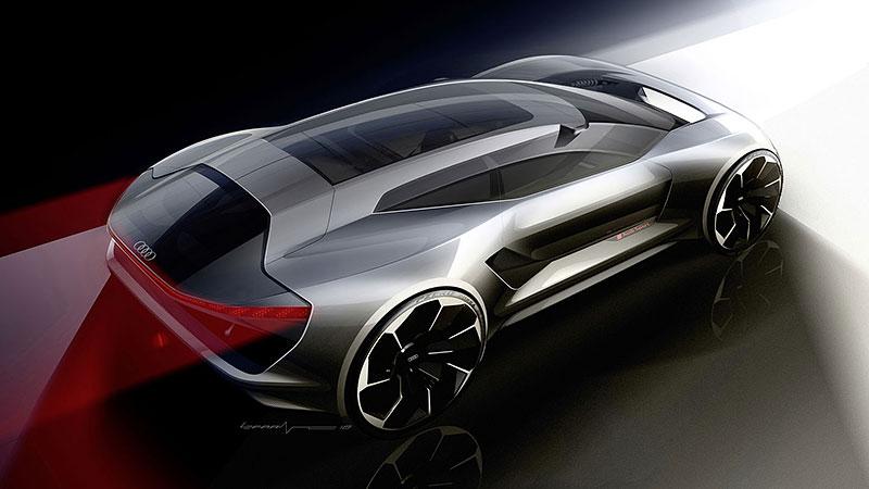 Audi bude vyrábět koncept PB18. Postaví ale jen 50 kusů: - fotka 28