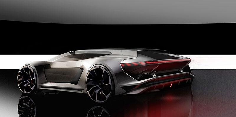 Audi bude vyrábět koncept PB18. Postaví ale jen 50 kusů: - fotka 29