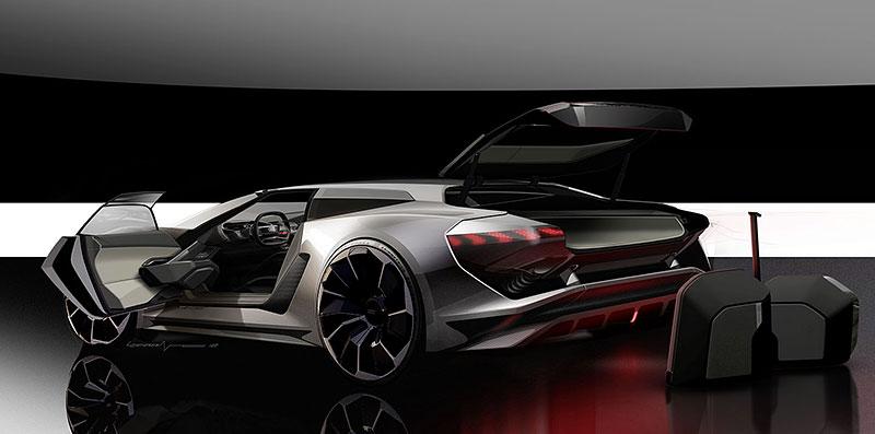 Audi bude vyrábět koncept PB18. Postaví ale jen 50 kusů: - fotka 30