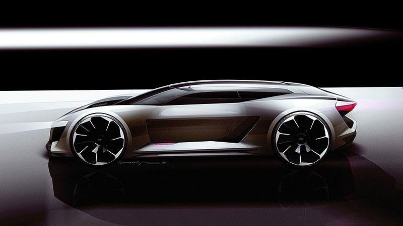 Audi bude vyrábět koncept PB18. Postaví ale jen 50 kusů: - fotka 31