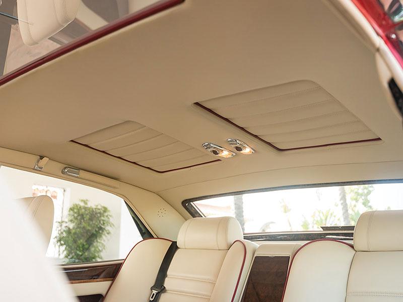 Na prodej je Bentley, o kterém jste možná ještě neslyšeli. Vzniklo jen pět kusů: - fotka 5